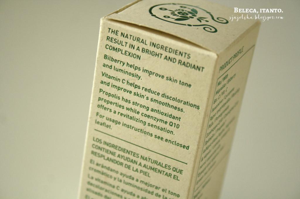 Apivita Natural Serum Radiance