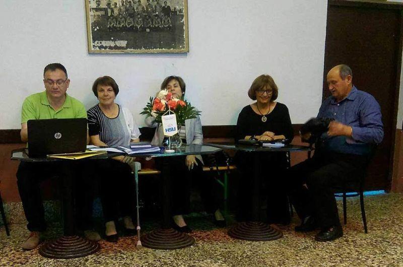 Osnivačke sjednice Hrvatske stranke umirovljenika - jačanje na političkoj sceni
