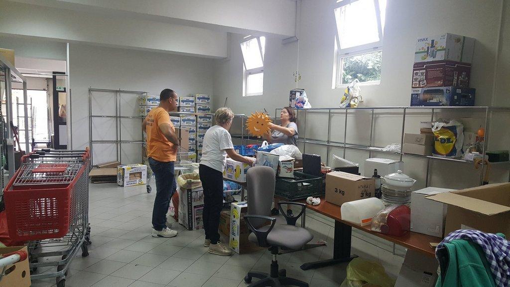 Dubrovački Caritas u novim prostorima u Gospinom polju