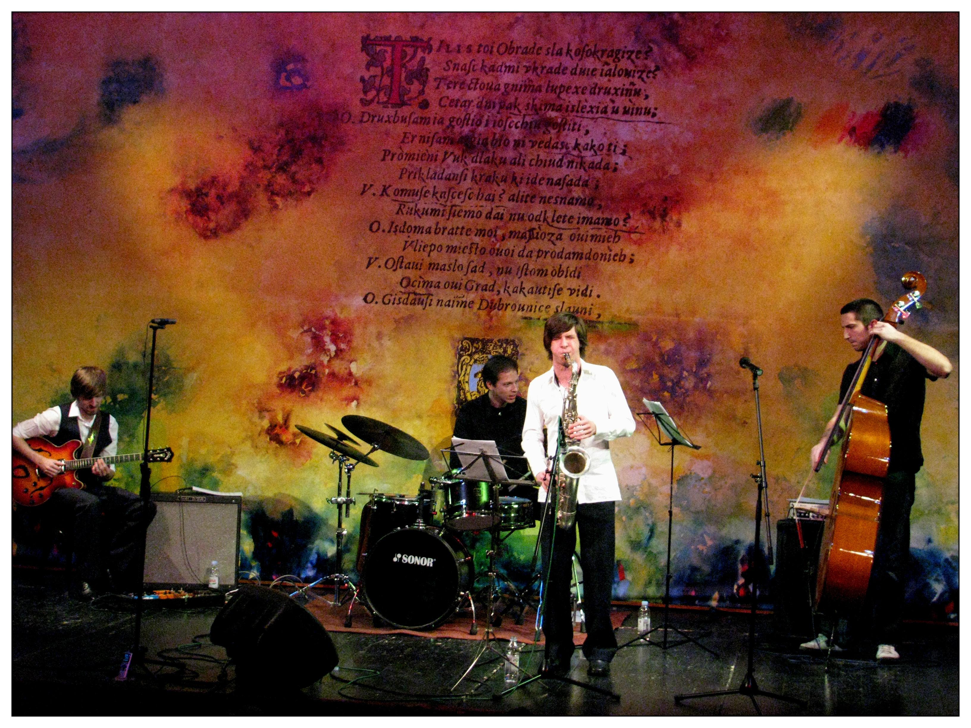 NE PROPUŠTA SE: jazz radionice u Lazaretima