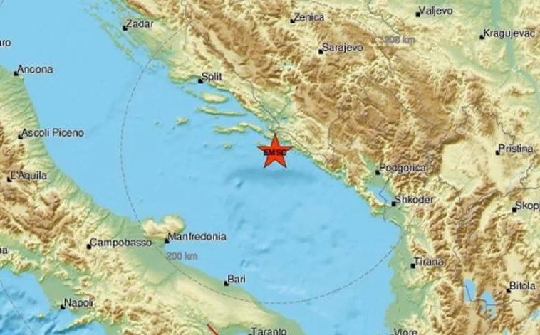 Jeste li osjetili potres?